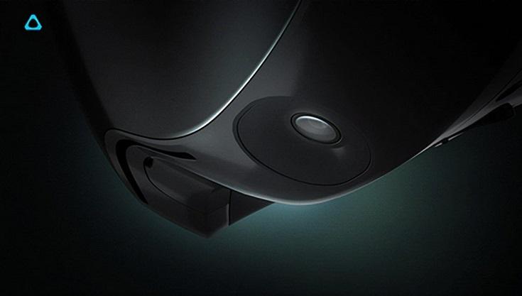 HTC发布新款VR头显产品宣传视频