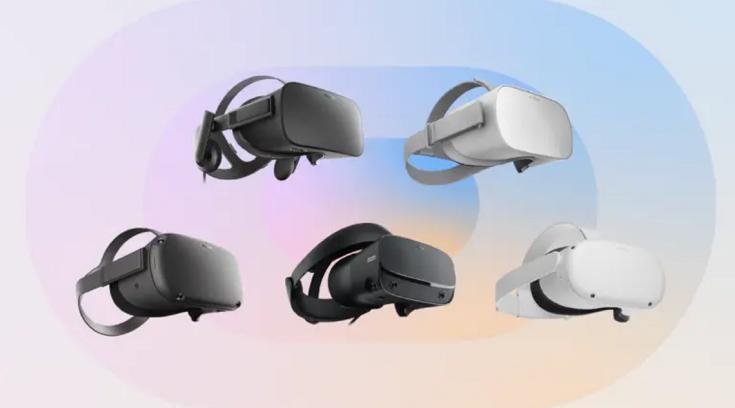 SteamVR月度硬件调查Oculus头显占有率几近60%