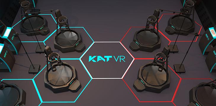 VR交互技术公司KATVR完成千万级A+轮融资